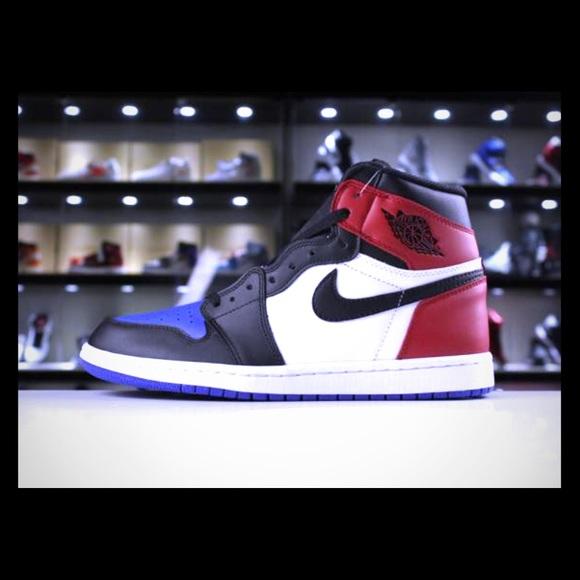 58341d378732 Air Jordan 1 Retro Hi OG top 3 Mens New